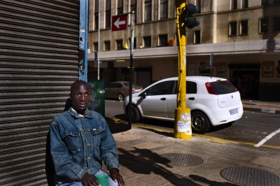 Zimbabwean immigrants in South Africa