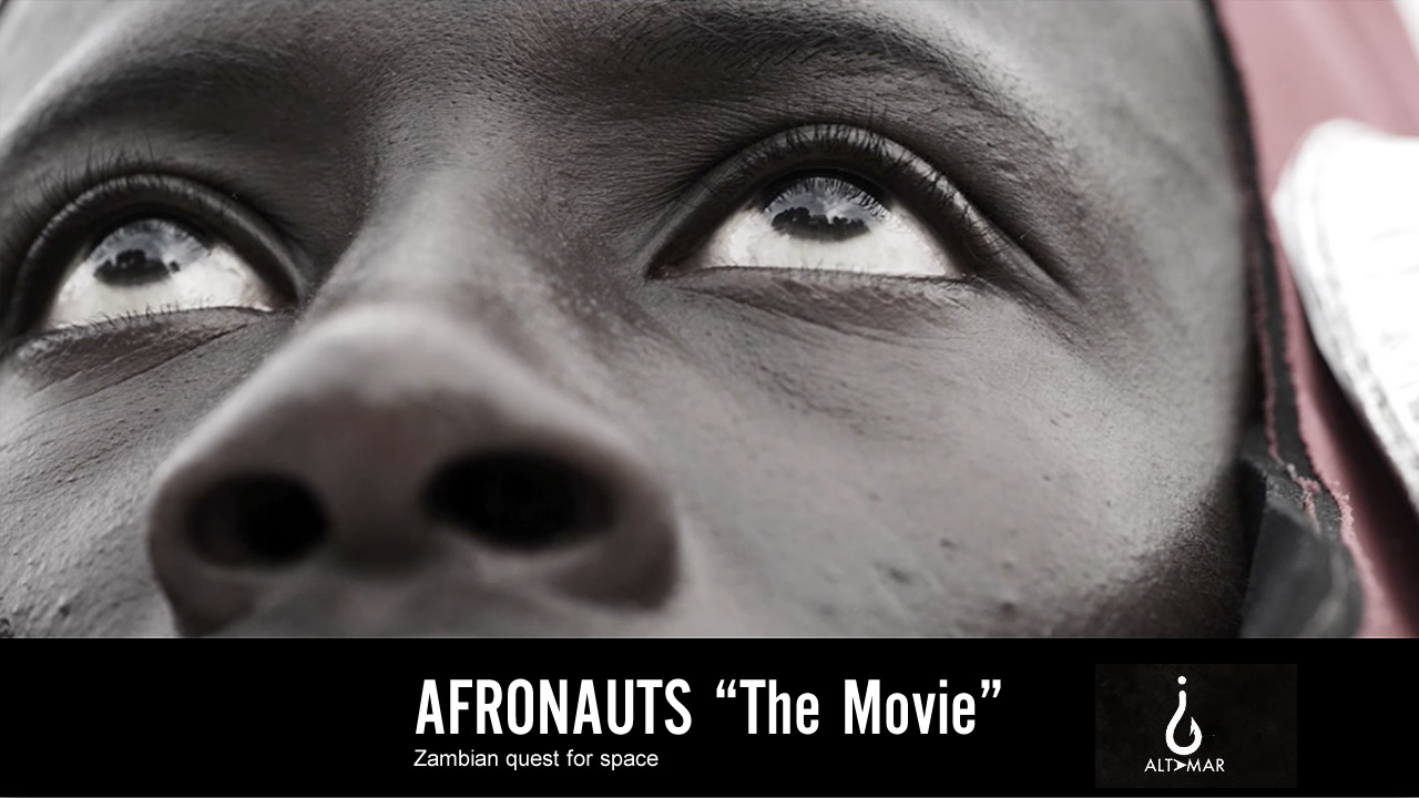 "AFRONAUTS ""The Movie"" – Trailer"